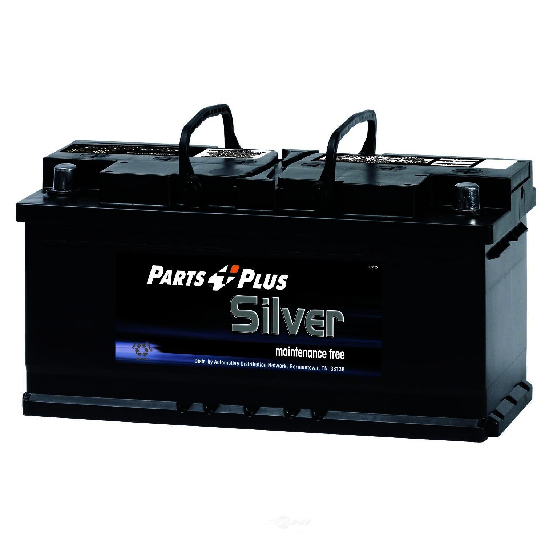 PARTS PLUS/EAST PENN - Silver Battery - PPE 93S