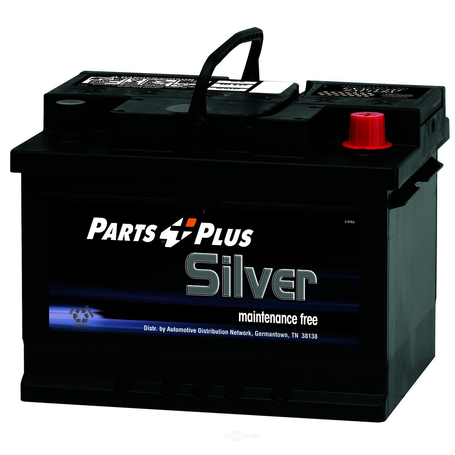 PARTS PLUS/EAST PENN - Silver Battery - PPE 96RS