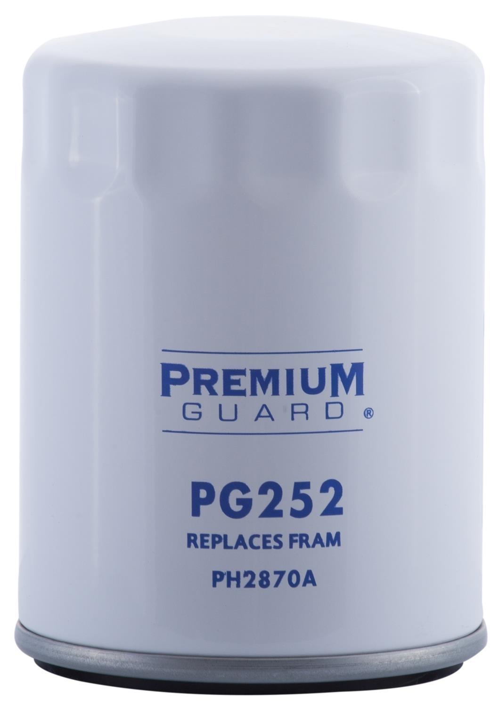 PREMIUM GUARD - Standard Life Oil Filter - PRG PG252