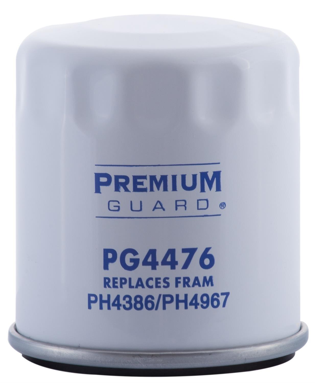 PREMIUM GUARD - Standard Life Oil Filter - PRG PG4476