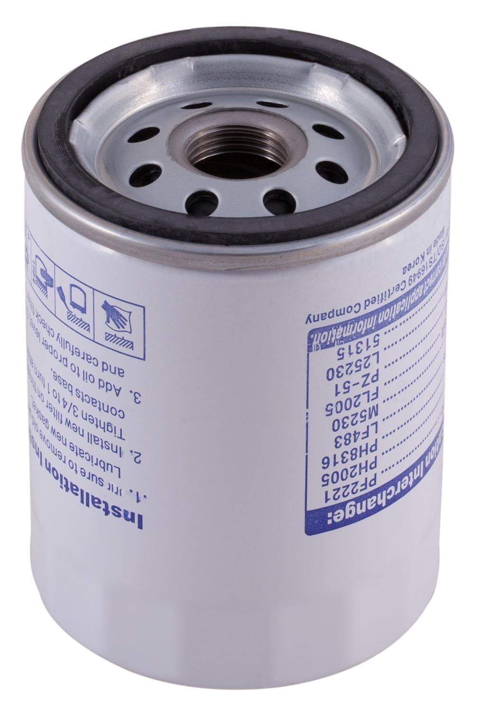PREMIUM GUARD - Standard Life Oil Filter - PRG PG5230