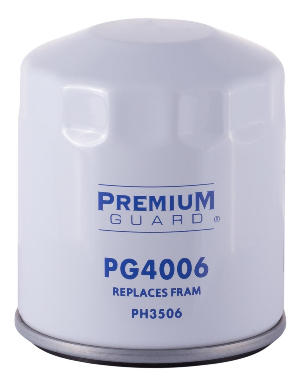 PREMIUM GUARD - Standard Life Oil Filter - PRG PG4006