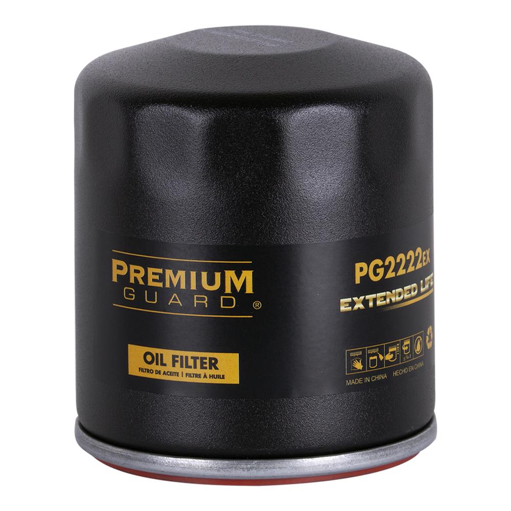 PREMIUM GUARD - Extended Life Oil Filter - PRG PG2222EX