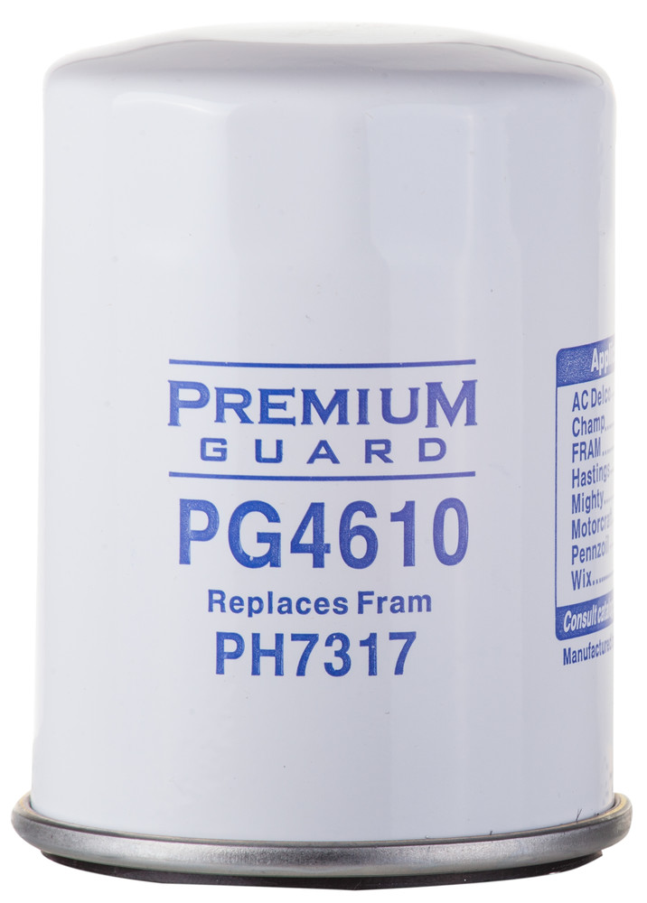 PARTS PLUS FILTERS BY PREMIUM GUARD - Standard Life Oil Filter - PLF PH2867