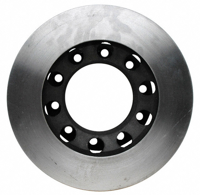 PARTS PLUS DRUMS AND ROTORS - Disc Brake Rotor - PTD P56493