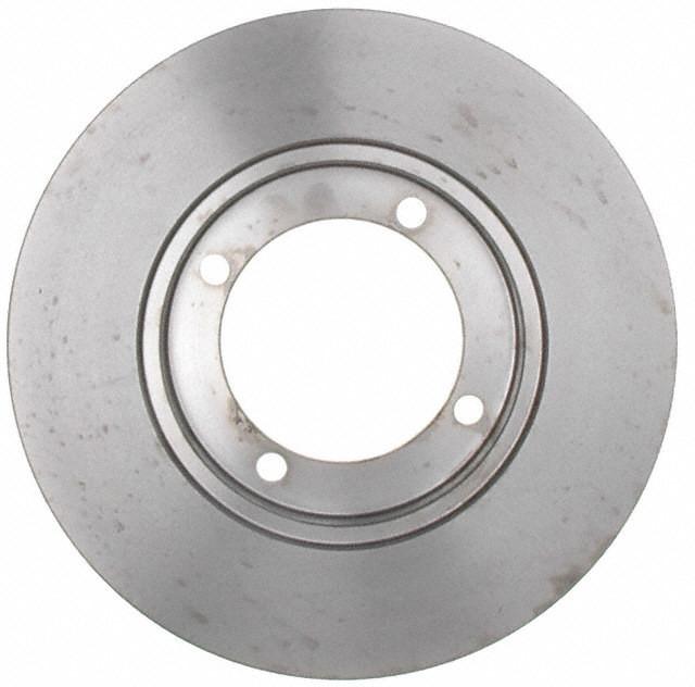 PARTS PLUS DRUMS AND ROTORS - Disc Brake Rotor - PTD P7175
