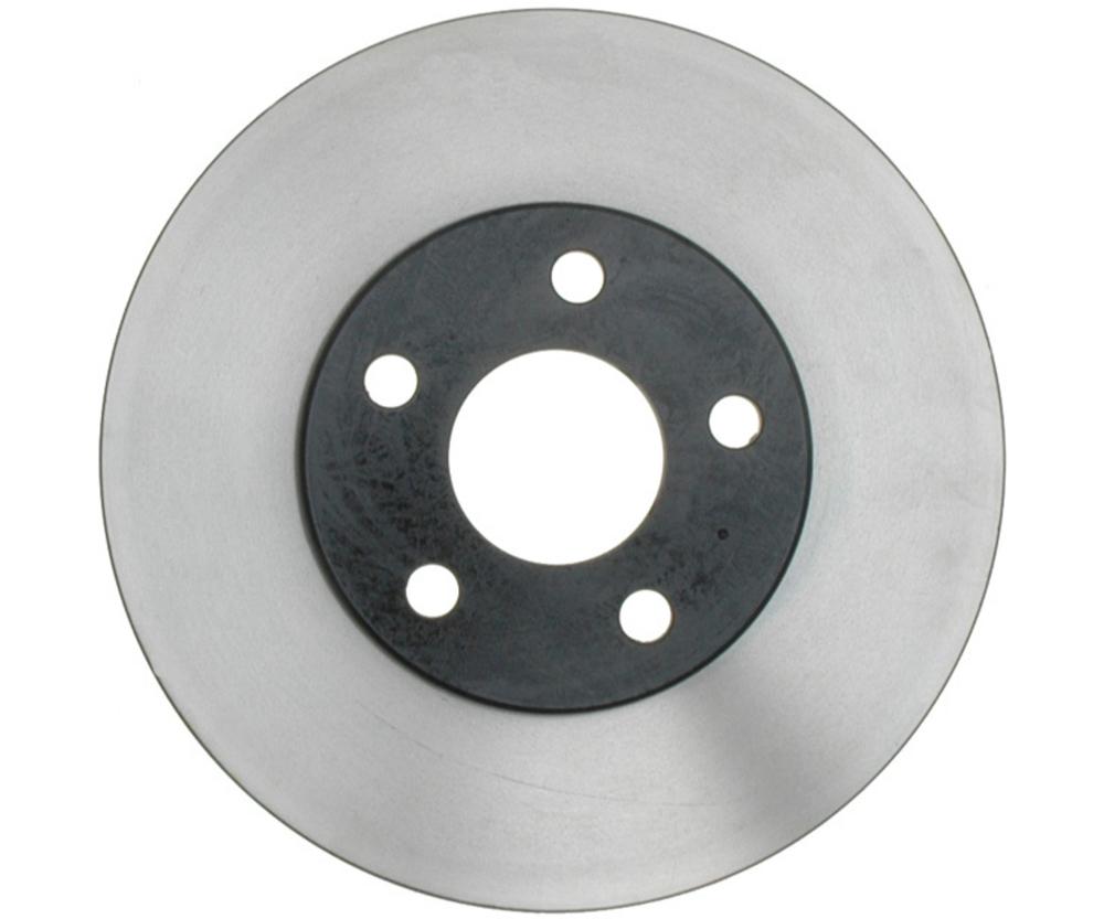 PARTS PLUS DRUMS AND ROTORS - Disc Brake Rotor - PTD P56140