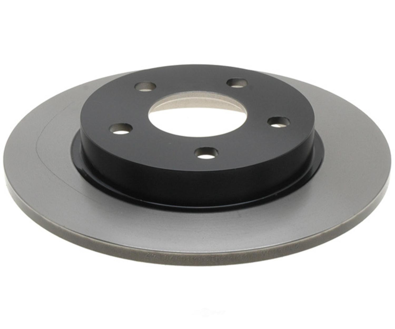 PARTS PLUS DRUMS AND ROTORS - Disc Brake Rotor - PTD P56851