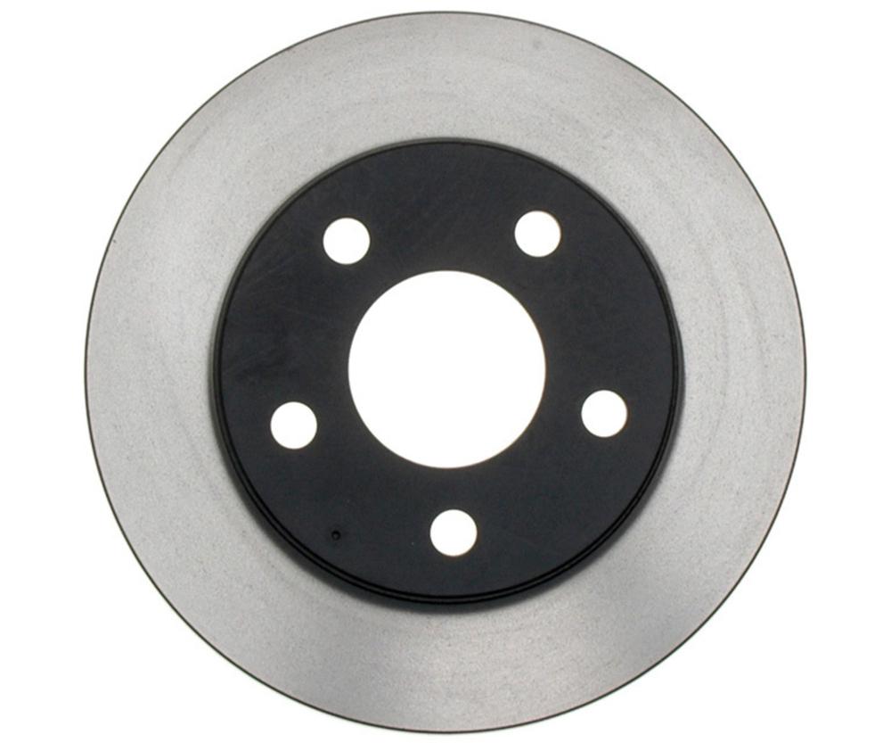 PARTS PLUS DRUMS AND ROTORS - Disc Brake Rotor - PTD P580171