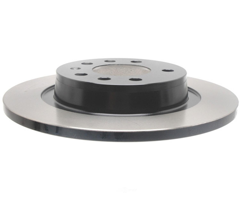 PARTS PLUS DRUMS AND ROTORS - Disc Brake Rotor - PTD P580366