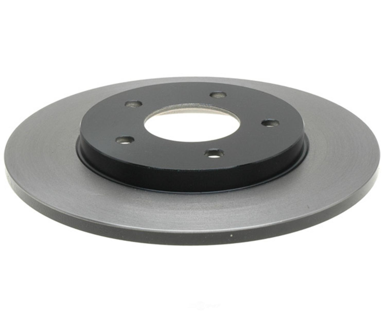 PARTS PLUS DRUMS AND ROTORS - Disc Brake Rotor - PTD P580449