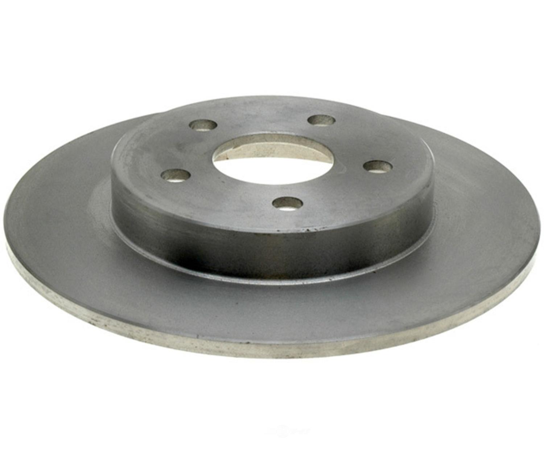 PARTS PLUS DRUMS AND ROTORS - Disc Brake Rotor - PTD P76003