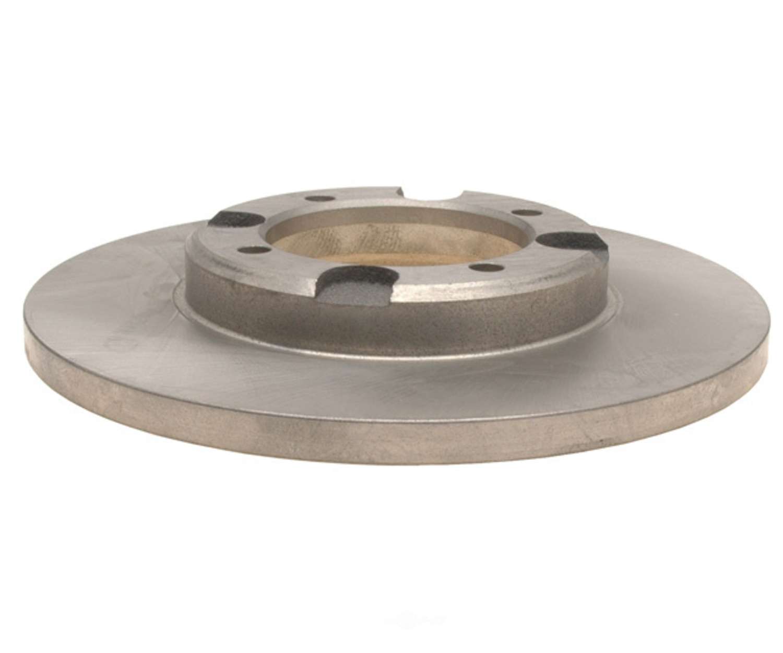 PARTS PLUS DRUMS AND ROTORS - Disc Brake Rotor - PTD P7896