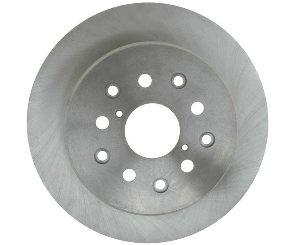 PARTS PLUS DRUMS AND ROTORS - Disc Brake Rotor (Rear) - PTD P96360