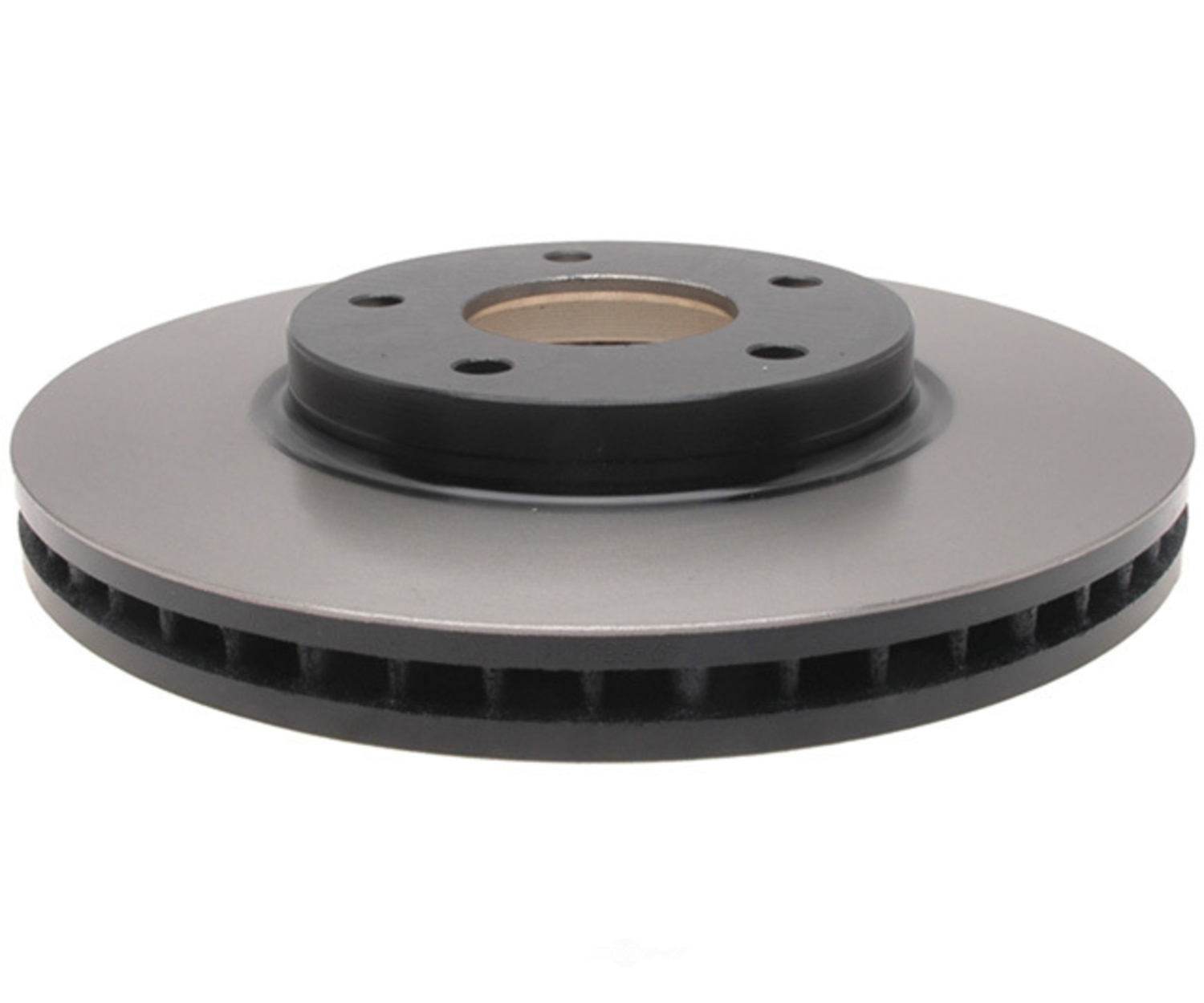 PARTS PLUS DRUMS AND ROTORS - Disc Brake Rotor (Front) - PTD P980116