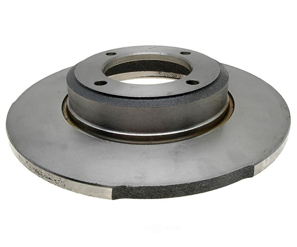 PARTS PLUS DRUMS AND ROTORS - Disc Brake Rotor - PTD P9803