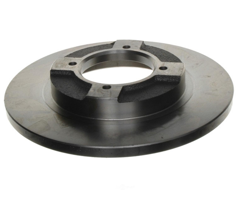 PARTS PLUS DRUMS AND ROTORS - Disc Brake Rotor - PTD P9834
