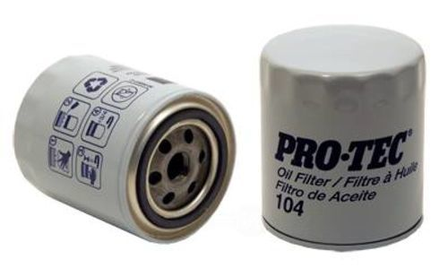 PRO TEC FILTERS - Engine Oil Filter - PTE 104