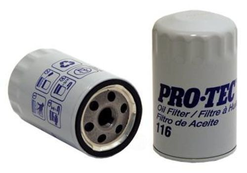 PRO TEC FILTERS - Engine Oil Filter - PTE 116