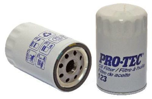 PRO TEC FILTERS - Engine Oil Filter - PTE 123