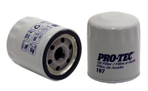 PRO TEC FILTERS - Engine Oil Filter - PTE 167
