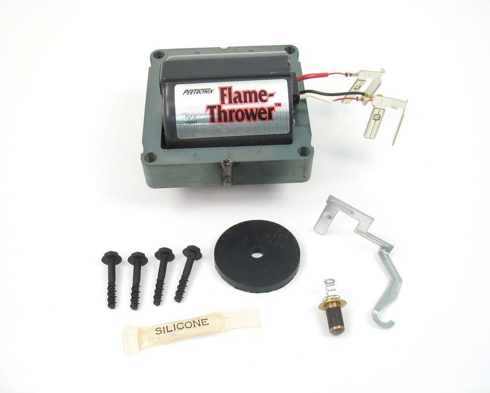 PERTRONIX - 000 Volt E-Core Coil, Flame-Thrower 50 - PTX D3001