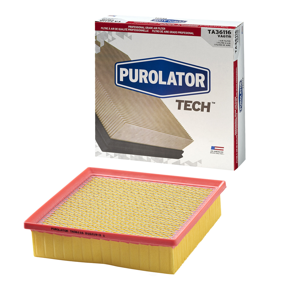PUROLATOR - Air Filter - PUR TA36116