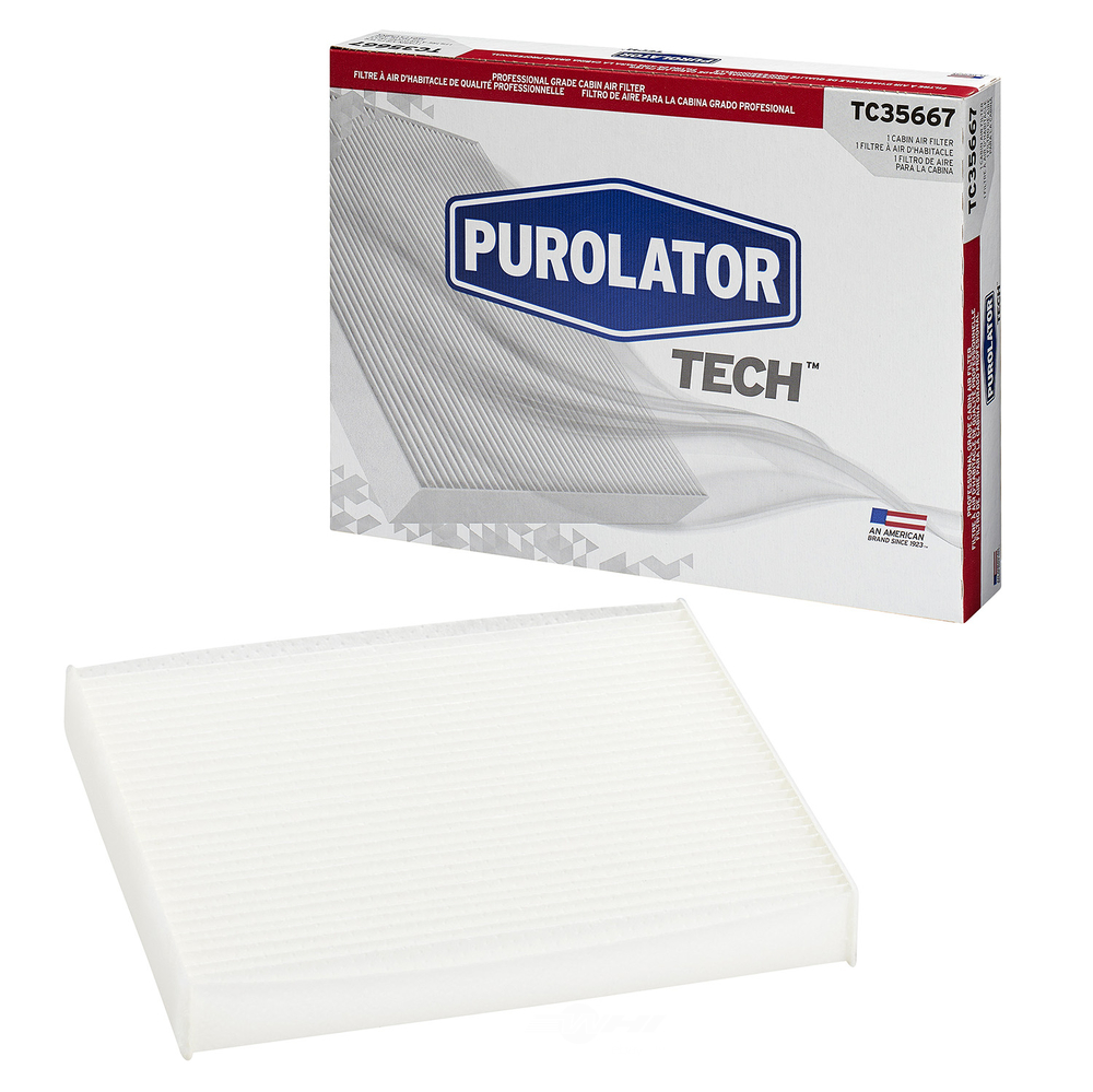 PUROLATOR - Cabin Air Filter (Under Dashboard) - PUR TC35667
