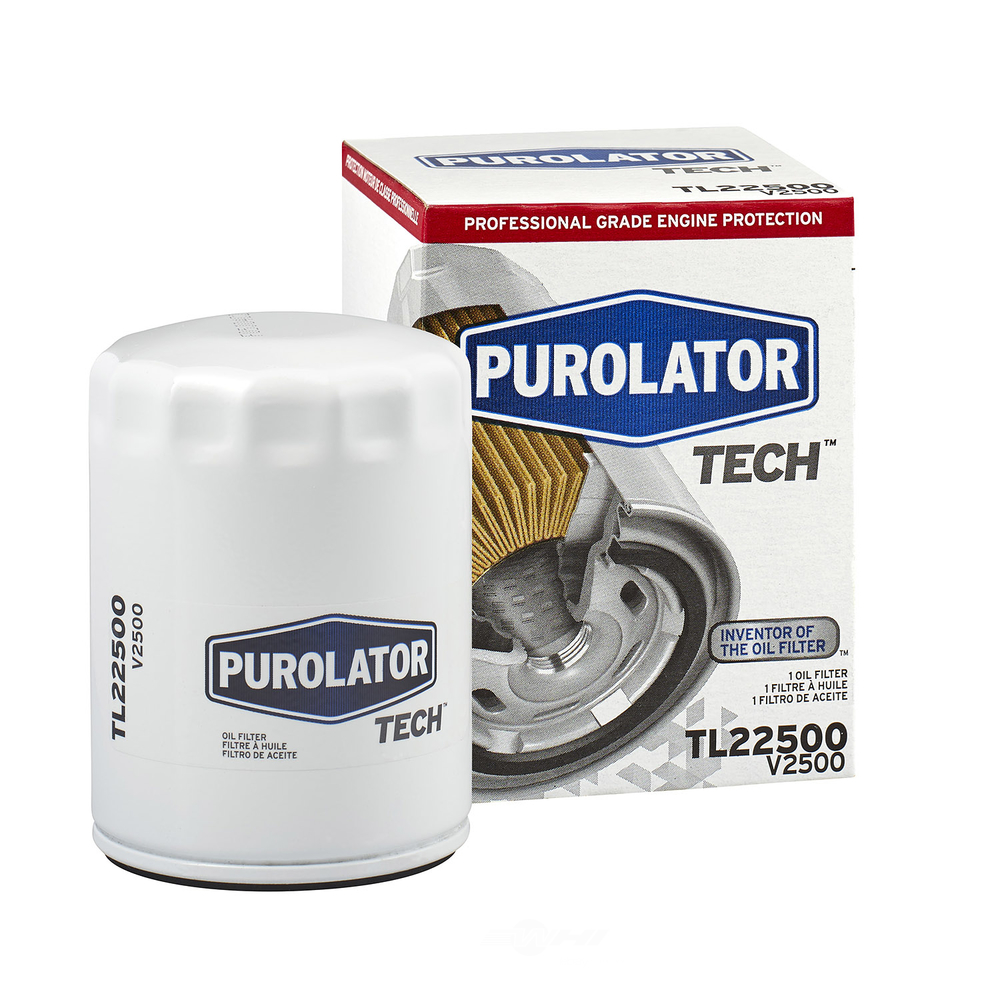 PUROLATOR - Engine Oil Filter - PUR TL22500