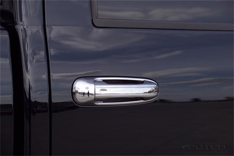 PUTCO - Chrome Exterior Door Handle Cover - PUT 402104