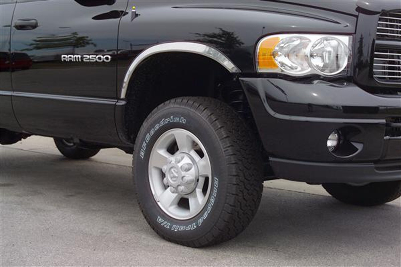 PUTCO - Stainless Steel Wheel Arch Trim Set - PUT 97211