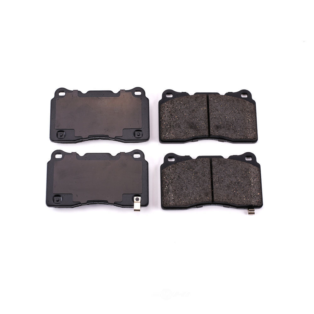 POWER STOP - Evolution Ceramic Disc Brake Pad (Rear) - PWS 16-1001