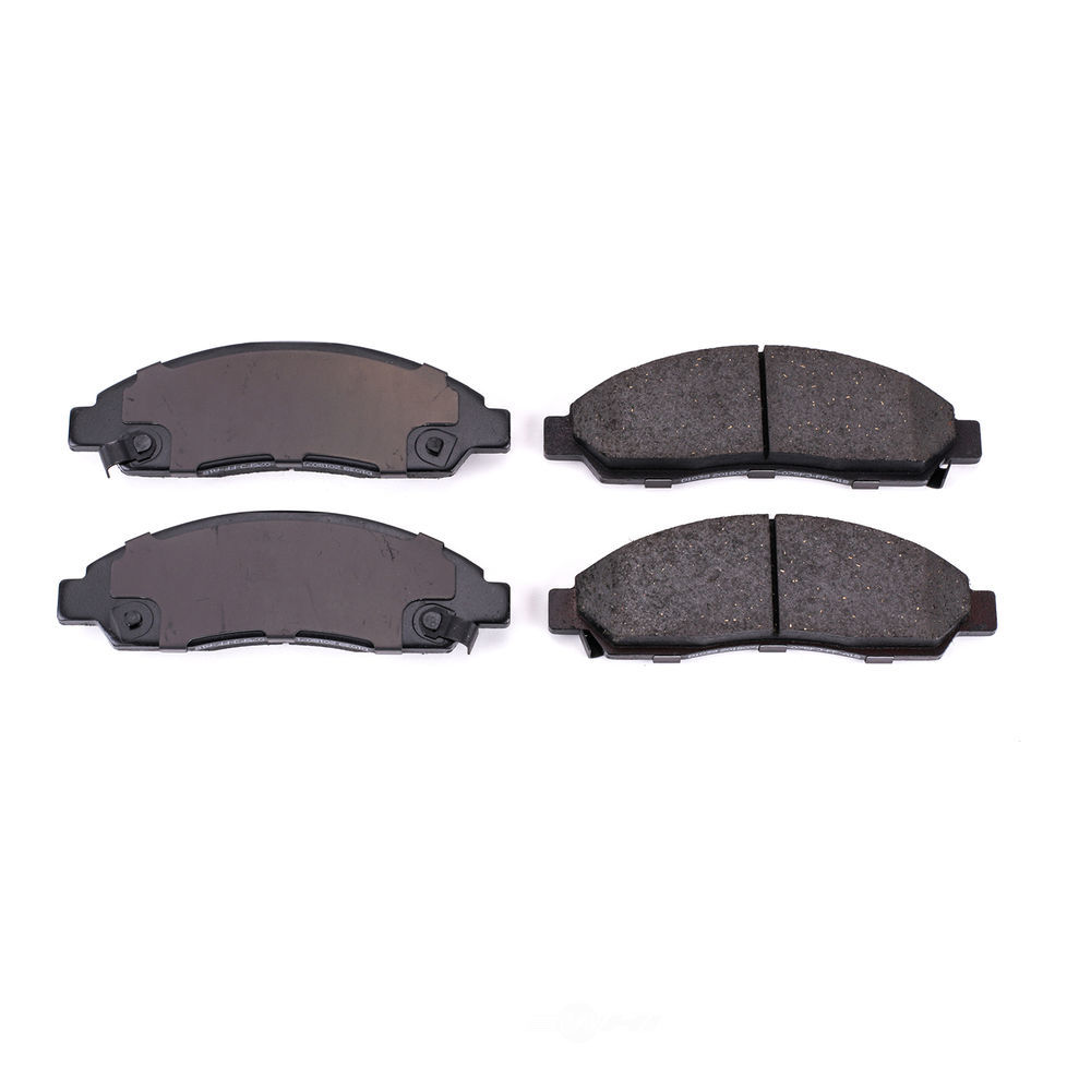 POWER STOP - Z16 Evolution Clean Ride Ceramic Brake Pads - PWS 16-1039