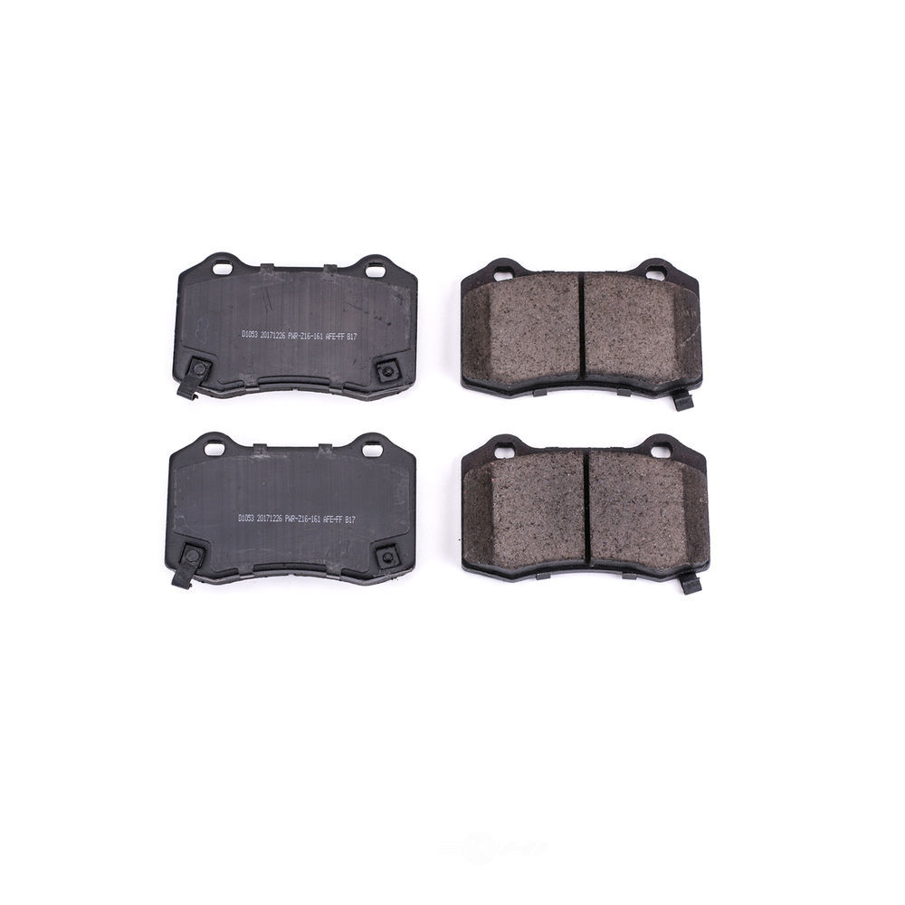 POWER STOP - Evolution Ceramic Disc Brake Pad (Rear) - PWS 16-1053