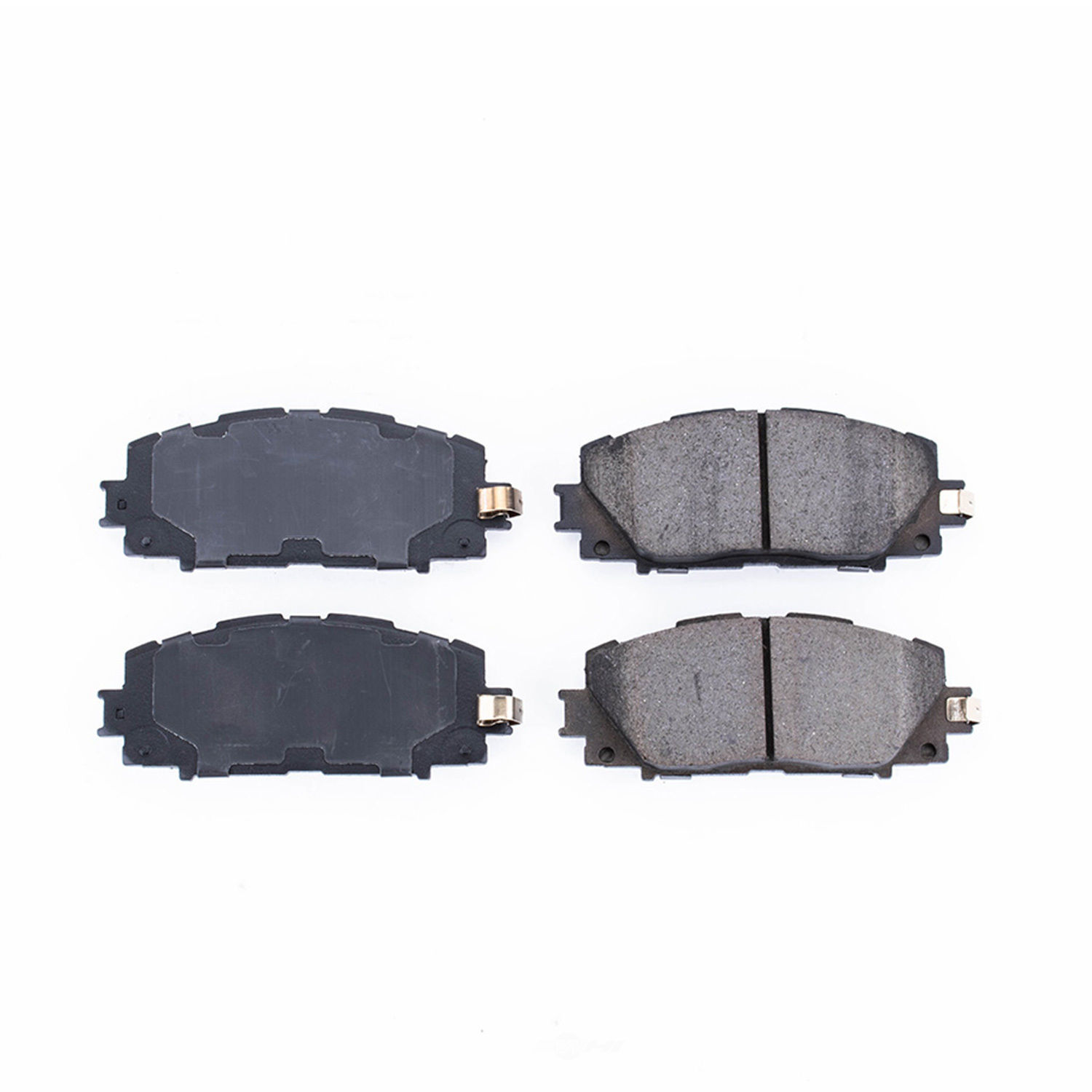 POWER STOP - Evolution Ceramic Disc Brake Pad (Front) - PWS 16-1184A