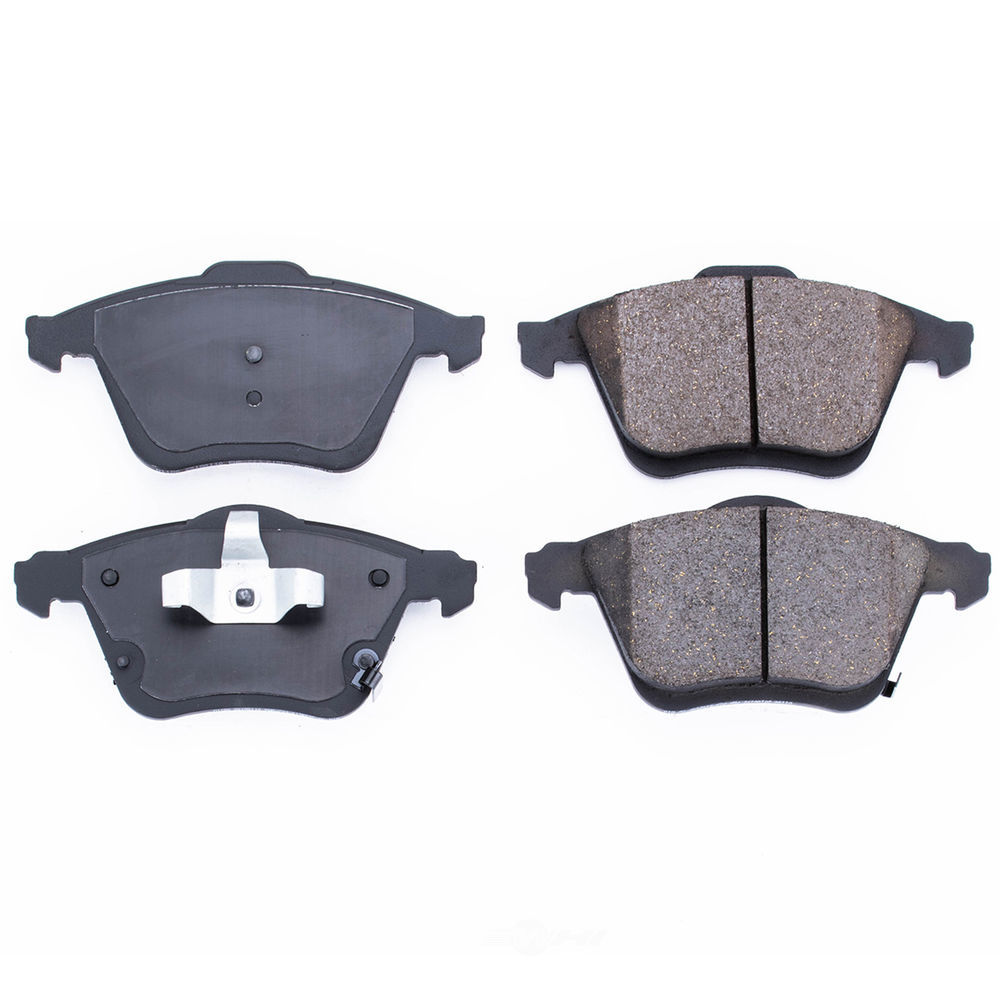 POWER STOP - Evolution Ceramic Disc Brake Pad - PWS 16-1186