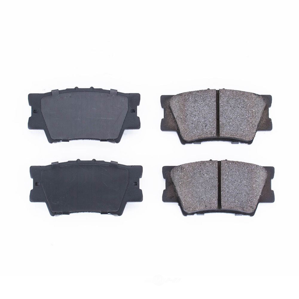 POWER STOP - Evolution Ceramic Disc Brake Pad - PWS 16-1212