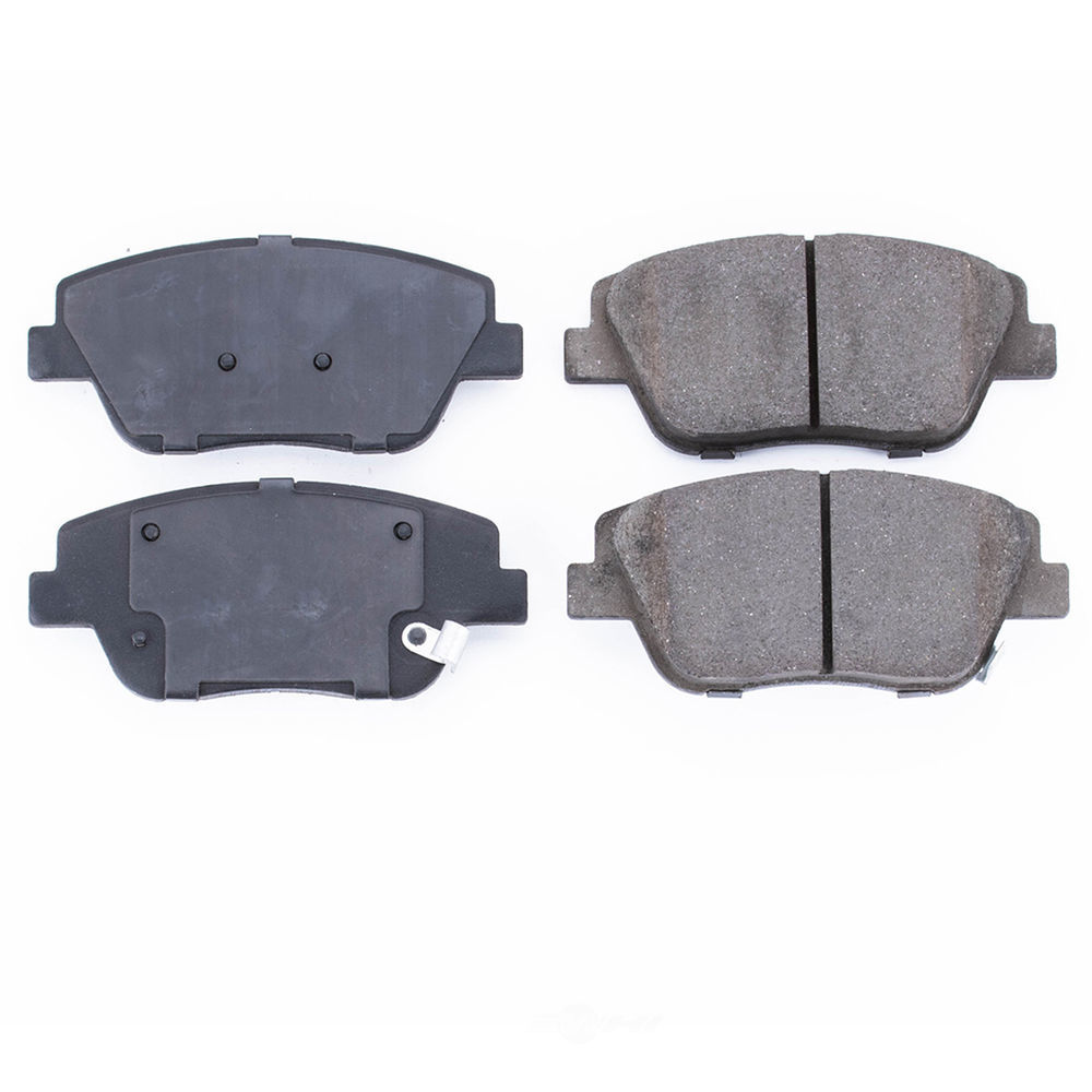 POWER STOP - Evolution Ceramic Disc Brake Pad (Front) - PWS 16-1444
