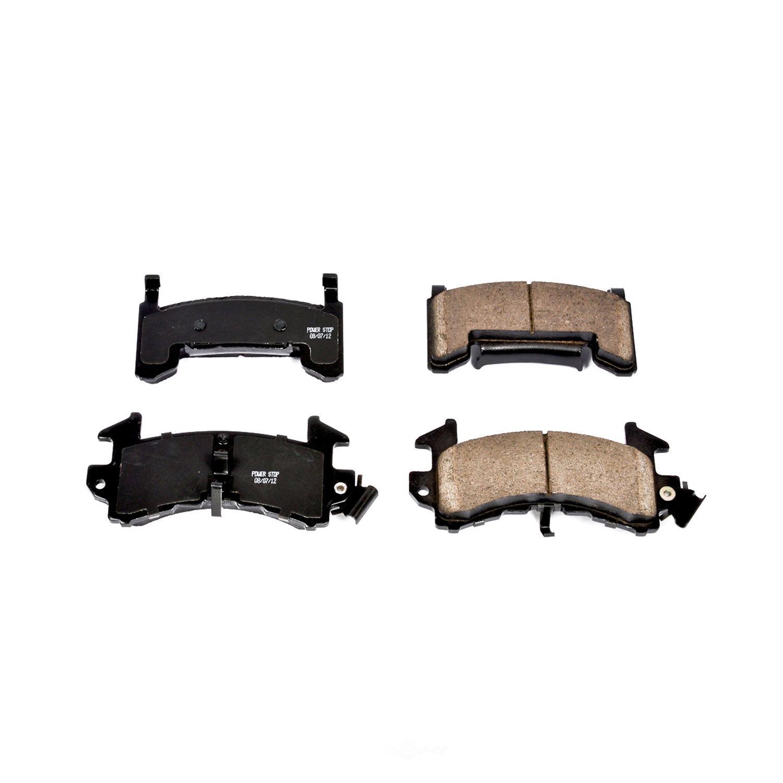 POWER STOP - Z16 Evolution Clean Ride Ceramic Brake Pads - PWS 16-154