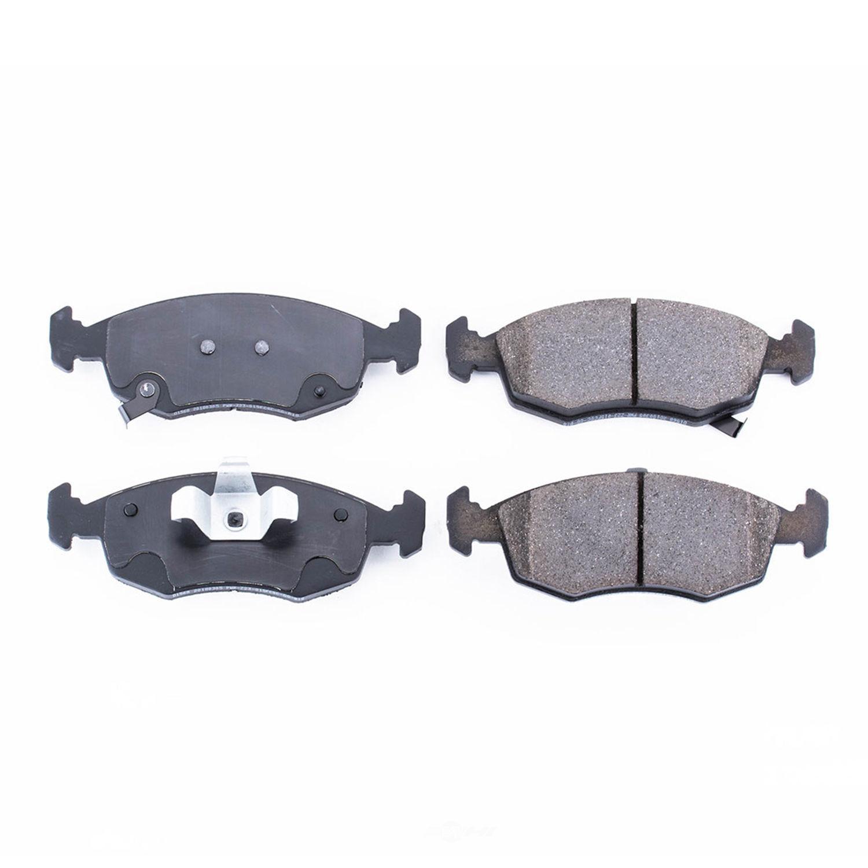 POWER STOP - Z16 EvolutionClean Ride Ceramic Brake Pads (Front) - PWS 16-1568