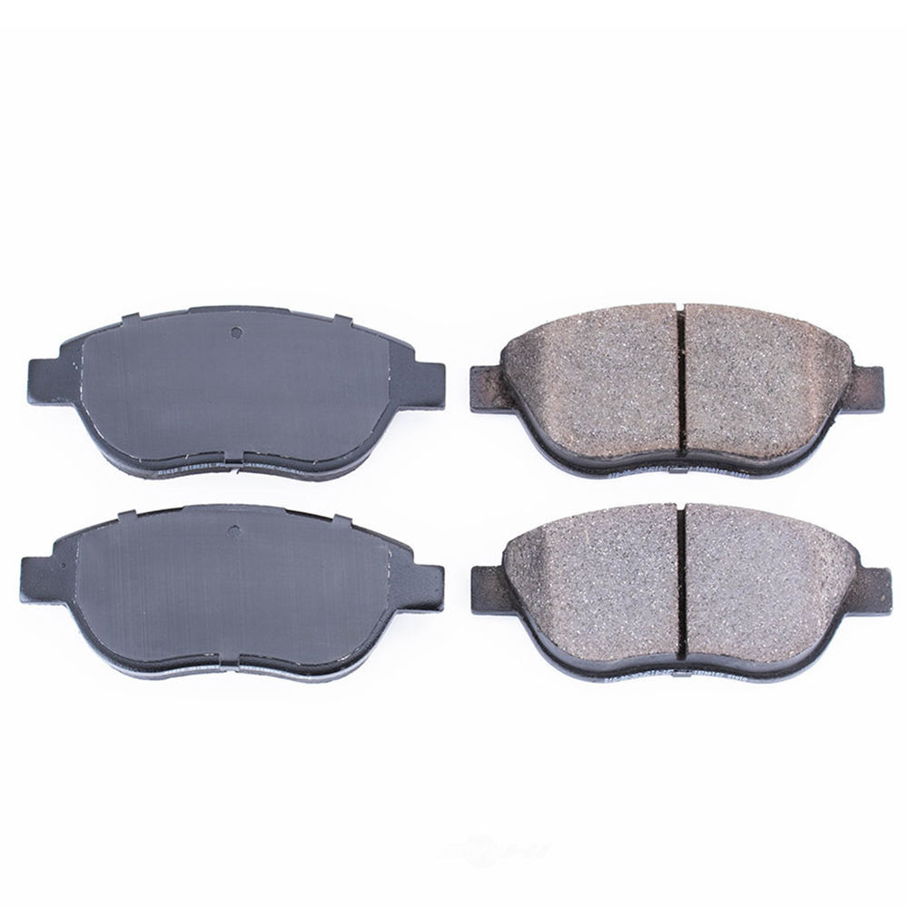 POWER STOP - Evolution Ceramic Disc Brake Pad (Front) - PWS 16-1618