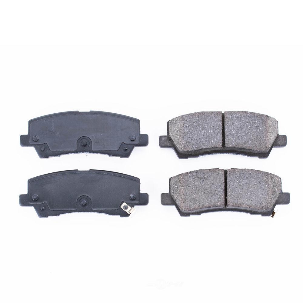 POWER STOP - Evolution Ceramic Disc Brake Pad (Rear) - PWS 16-1793