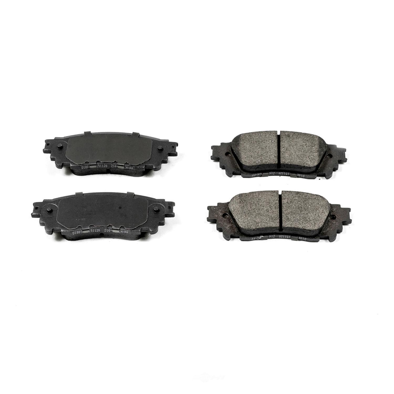 POWER STOP - Evolution Ceramic Disc Brake Pad (Rear) - PWS 16-1805