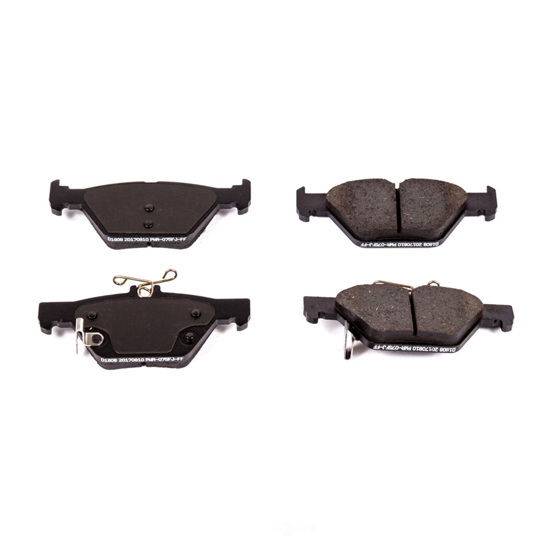 POWER STOP - Evolution Ceramic Disc Brake Pad (Rear) - PWS 16-1808