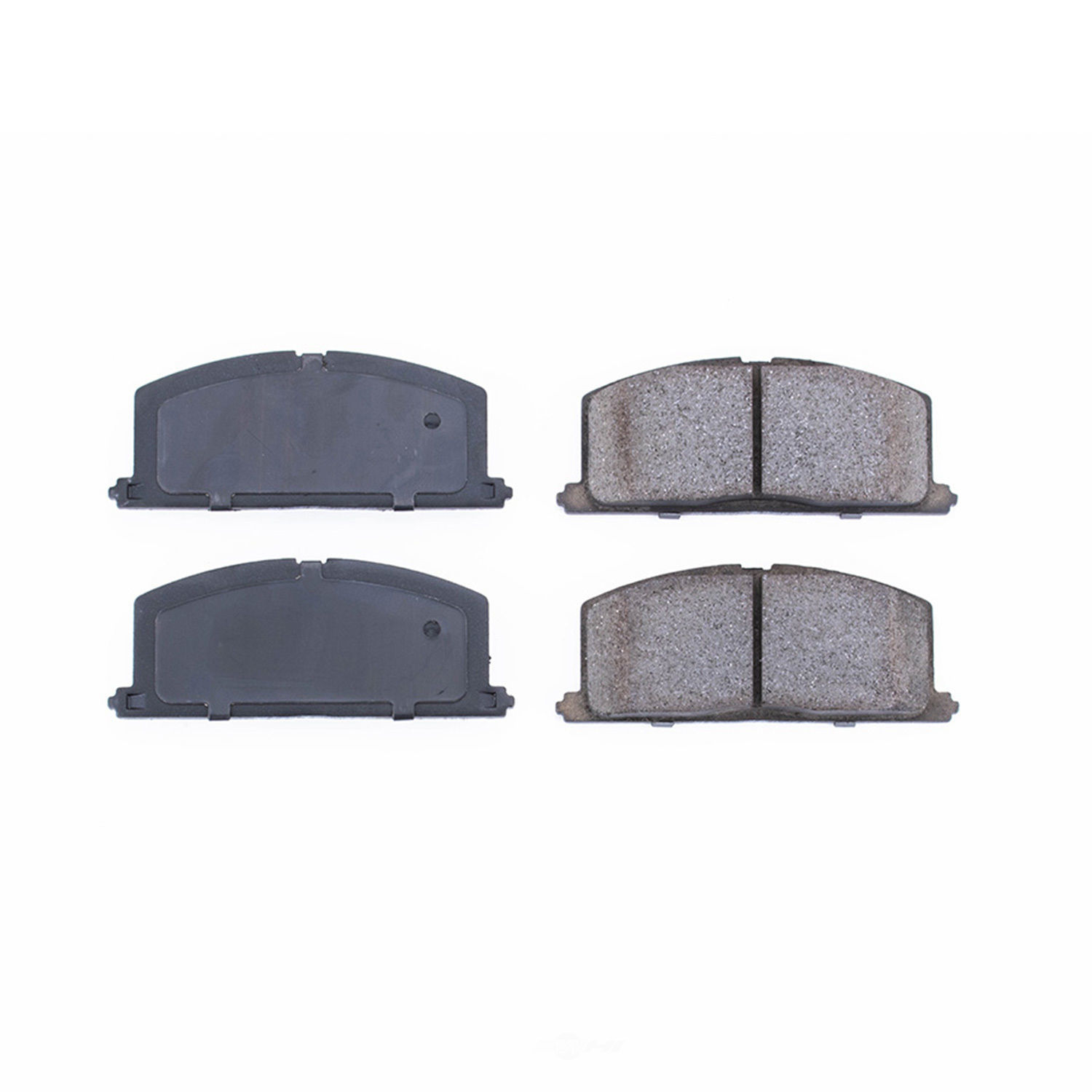 POWER STOP - Evolution Ceramic Disc Brake Pad (Front) - PWS 16-242
