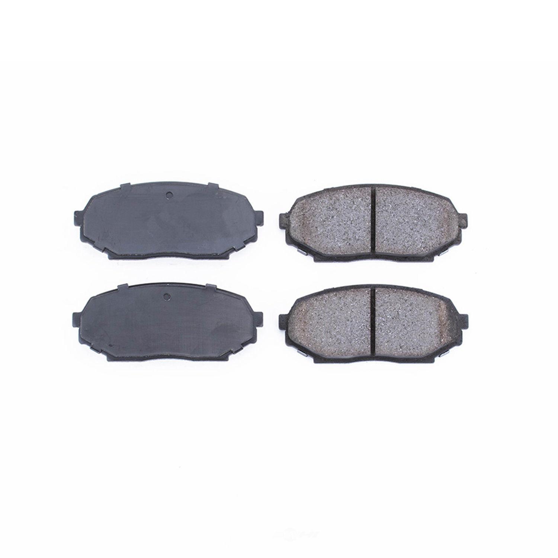 POWER STOP - Z16 EvolutionClean Ride Ceramic Brake Pads - PWS 16-457