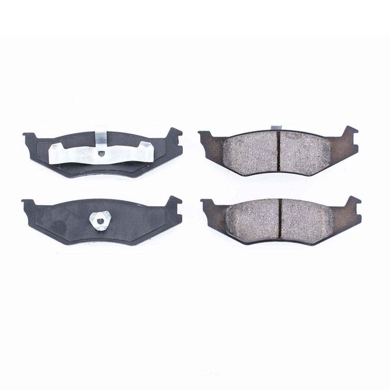 POWER STOP - Evolution Ceramic Disc Brake Pad - PWS 16-512