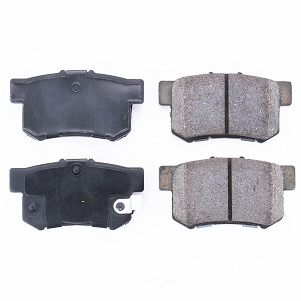 POWER STOP - Evolution Ceramic Disc Brake Pad (Rear) - PWS 16-537
