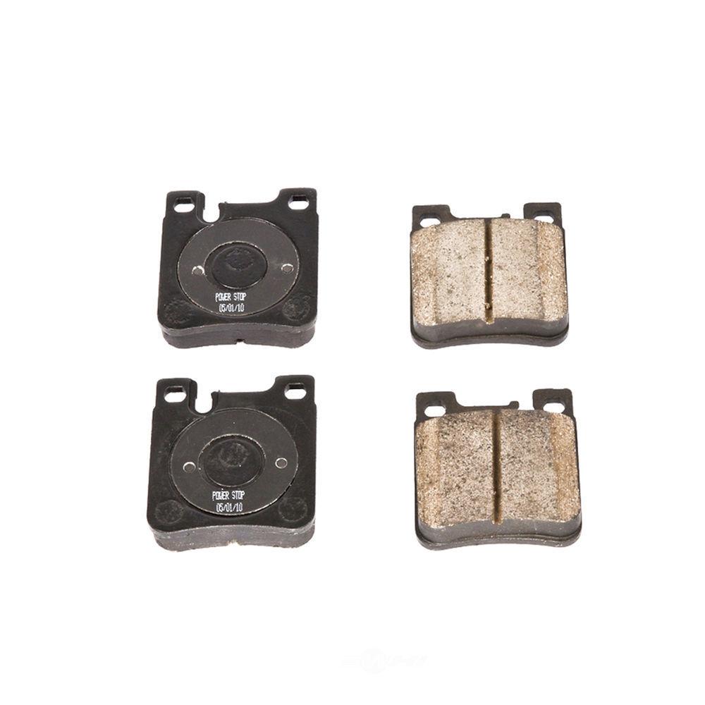 POWER STOP - Evolution Ceramic Disc Brake Pad (Rear) - PWS 16-603