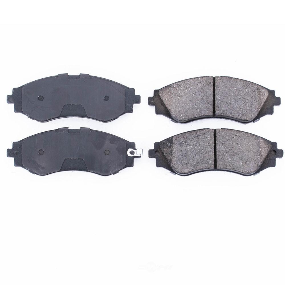 POWER STOP - Evolution Ceramic Disc Brake Pad (Front) - PWS 16-797
